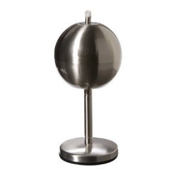 Stainless Steel Globe Table Torch