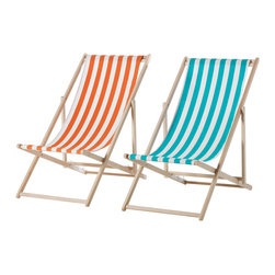 Mysingsö Beach Chair - Put a few lounge chairs out for you and guests to relax in outdoors.