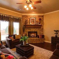 Traditional Living Room by Best Light Media, Inc.