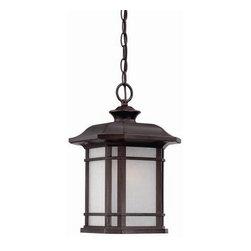 Acclaim Lighting - Acclaim Lighting 8116 Somerset 1 Light Outdoor Lantern Pendant - Features: