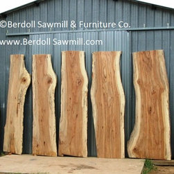 Wood Slabs - Berdoll Sawmill & Furniture Co., LLC