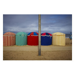 Colours , Limited Edition, Photograph - This photograph was taken in Normandy in the summer of 2010.  Limited edition, (series of 50), signed and numbered. Printed on archival pigment based inks on acid free archival fine art paper.