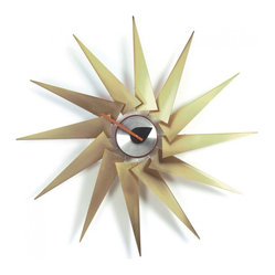 Vitra Nelson Turbine Wall Clock