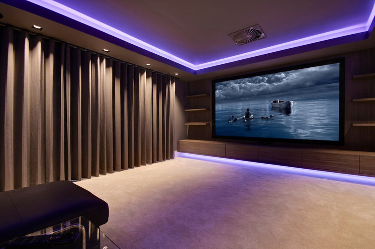 Modern by Bespoke Home Cinemas