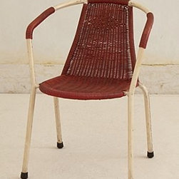 Anthropologie - Terrace Chair - *One of a kind