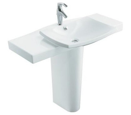 Contemporary Bathroom Sinks by PlumbingDepot.com