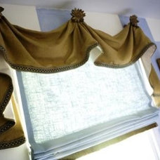 Traditional Window Treatments by Encore Decor
