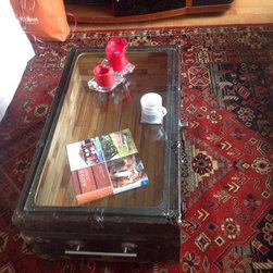 Vintage coffee table -