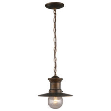 Traditional Outdoor Hanging Lights by elklighting.com
