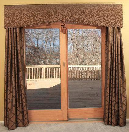 Traditional Curtains by Marina Klima Goldberg - Klima Design Group