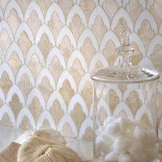 Traditional Tile by Sara Baldwin Design