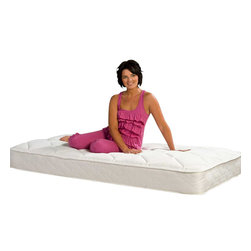 Wolf Corp - Wolf Corp Comfort Plus Collection Comfort Plus Quilt Mattress - Twin - Comfort Plus Quilt Mattress belongs to Comfort Plus Collection by Wolf Corp