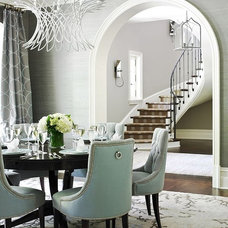 Traditional Dining Room by Hemphill's Rugs & Carpets