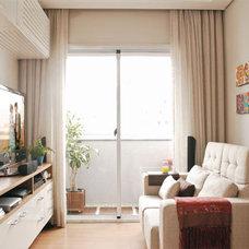 14 salas pequenas e inspiradoras - Casa.com.br
