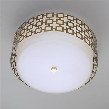 modern ceiling lighting by Holly Mathis
