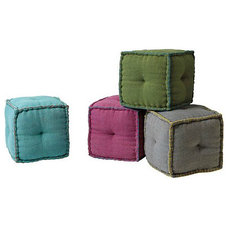 Ottomans And Cubes  Ottomans And Cubes