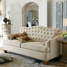 Mediterranean Sofas by Soft Surroundings
