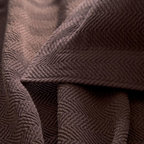 Pine Cone Hill - herringbone matelasse coverlet (chocolate) - Grown-up herringbone gets a playful update with a wide weave and an array of vibrant colors on our matelasse coverlet.��This item comes in��chocolate.��This item size is��various sizes.