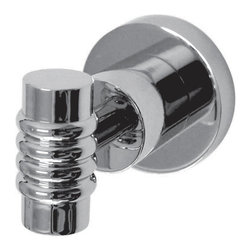 Kingston Brass - Robe Hook - Kingston Brass' bathroom accessories are built for long-lasting durability and reliability. They are designed so you can easily coordinate matching pieces. Each piece is part of a collection that includes everything you need to complete your bathroom decor. All mounting hardware is included and installation is easy.