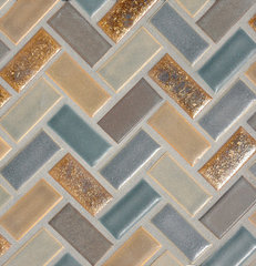 traditional kitchen tile by Pratt and Larson Ceramics