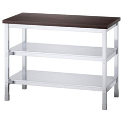 modern kitchen islands and kitchen carts by IKEA