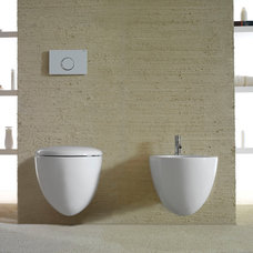 Modern Toilets by slave 2 european design