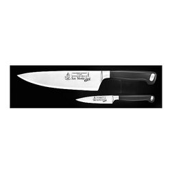 Messermeister - Messermeister San Moritz Elite - 2 Pc. Chef's Knife and Parer Set - Messermeister San Moritz Elite - Chef's Knife and Parer Set - E/2000-2CP    This set includes an: