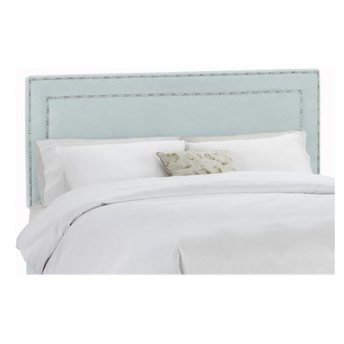 Home Decorators Collection Custom Fitzsimmons Upholstered Headboard -