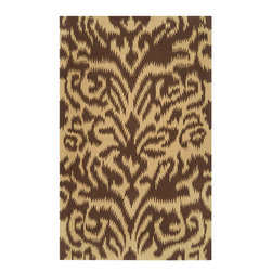 "Sag Harbor SAG1010 Rug - 2'6""x8' - Quality construction and luscious pile define the Sag collection. This Hand Loomed Rug made out of pure 100% Wool will be a stylish addition to any floor. Add a touch of elegance to your d�cor and impress guests for years to come."