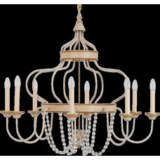 Traditional Chandeliers by lamplightdesigns.com