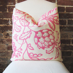 Kuawa Pillow Cover, Kravet By Martha & Ash