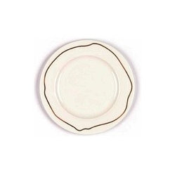 Areaware | Chain Dessert Plates, Set of 4