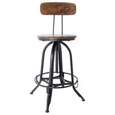 Transitional Bar Stools And Counter Stools by Kathy Kuo Home
