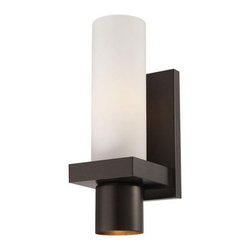 World Imports - World Imports WI23277O Pillar 2 Light Wall Sconce - Features: