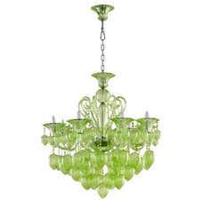 Transitional Chandeliers by Chachkies