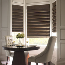 Roman Shades by Aldo's Shutters and Blinds