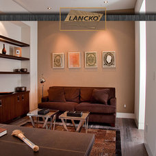 Modern Family Room by Lancko Group Inc.