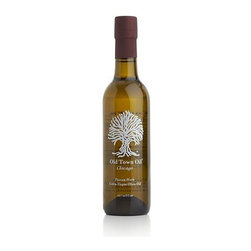 Old Town Tuscan Herb Olive Oil - This best-selling flavored EVOO from Old Town Oil does the seasoning for you with the fresh flavors of Italian herbs. This makes a great everyday olive oil with something extra that enhances salads and sauces, pasta, pizza crust—even fried eggs.