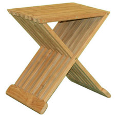 Traditional Outdoor Dining Tables by teakboutique.ca