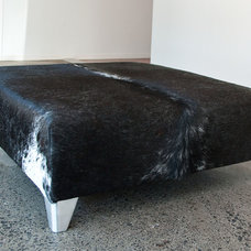 Modern Footstools And Ottomans by Gorgeous Creatures