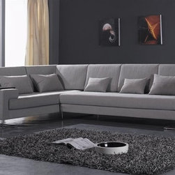 Modern Sectional Sofas -