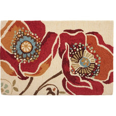 Contemporary Rugs by Homefires