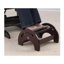 KidKraft - Adjustable Stool For Nursing, Espresso by Kidkraft - Our KidKraft Nursing Stool is adjustable to three positions so that mom can always get comfortable. With its classic and easy-to-use design, this nursing stool makes a great baby shower gift for the mom who has everything.