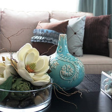 Traditional Living Room by REDESIGN4MORE | Toronto's Home Staging  Solution