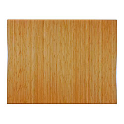 Anji Mountain - Anji Mountain Bamboo Tri-Fold 12mm Chairmat w/out Lip in Natural - Chairmat w/out Lip in Natural belongs to Bamboo Tri-Fold 12mm Collection by Anji Mountain Our patented Bamboo Office Chairmats have introduced eco-friendly style to what was formerly an unattractive and purely functional accessory. Naturally elegant bamboo is more durable than a plastic mat and adds a charming organic touch to any area. Chairmat (1)