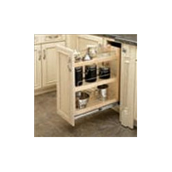 Kitchen Magic Products - Pull out spice rack. Kitchen Magic, Inc.