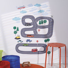 Contemporary Kids Wall Decor by The Company Store