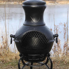 Eclectic Chimineas by outdoorgardenfurniture.net