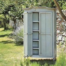Farmhouse Storage Units And Cabinets by Ballard Designs