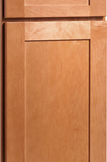 Contemporary Kitchen Cabinets by CliqStudios Cabinets